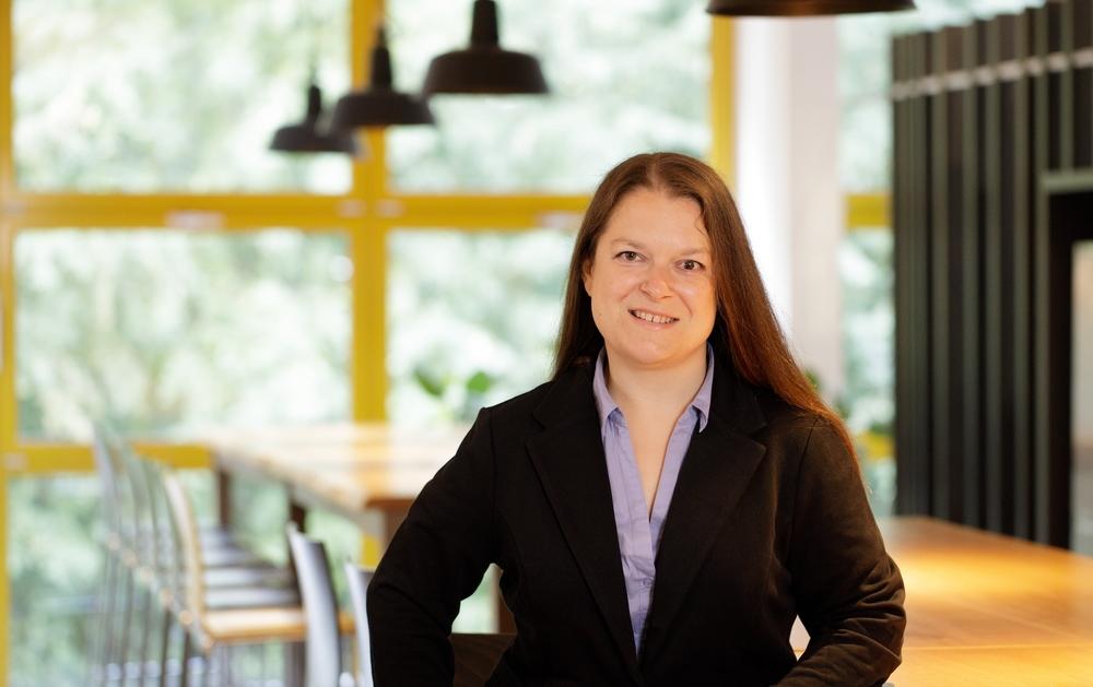 Im Interview mit Teamleiterin Jenny Blome